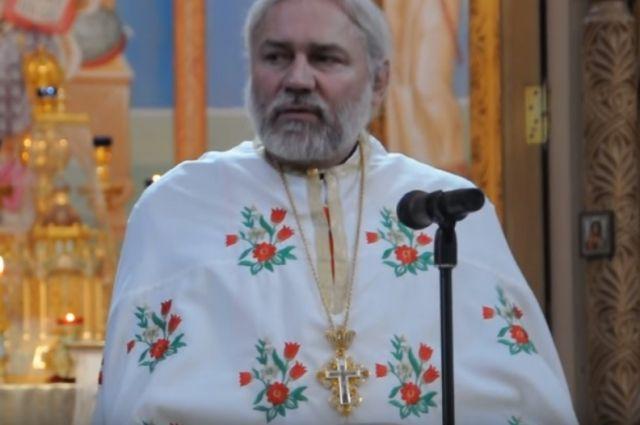 Обвиняемого в насилии священника Стремского освободили от опекунских обязанностей.