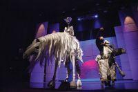 Режиссёр и сценограф одного из самых знаменитых спектаклей Вячеслава Полунина Snow Show – Виктор Плотников.