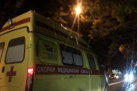 Пострадавшего пешехода доставили в больницу.