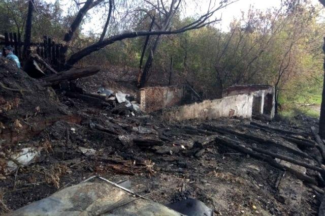 Пожар произошёл днём 28 сентября.