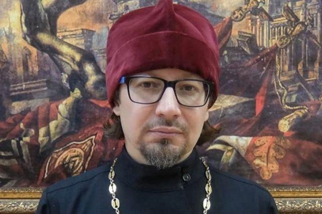 Протоиерей Роман Манилов награждён Министерством обороны России.