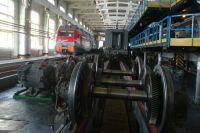 В Братском депо ежемесячно ремонтируют свыше 700 секций локомотивов.