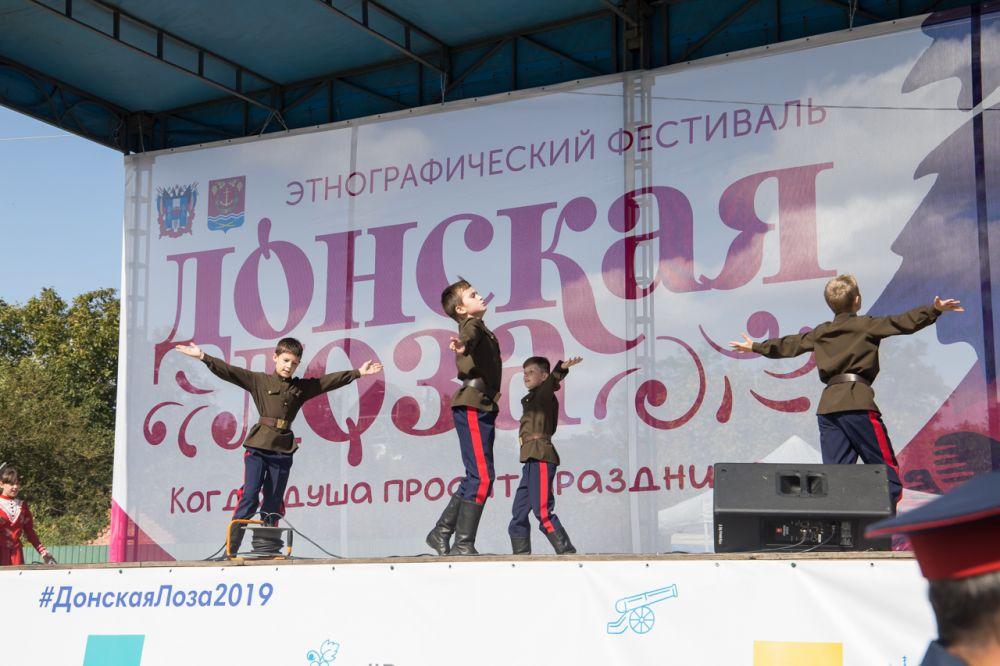 «Донская лоза» - одно из главных туристических событий региона.
