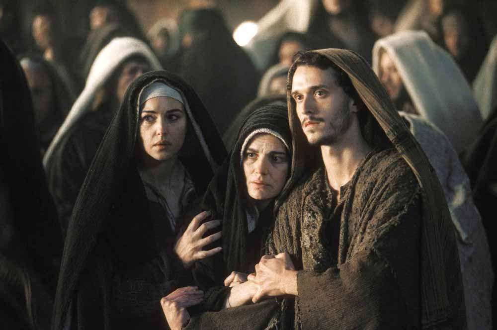 «Страсти Христовы» (2004) — Мария Магдалина.