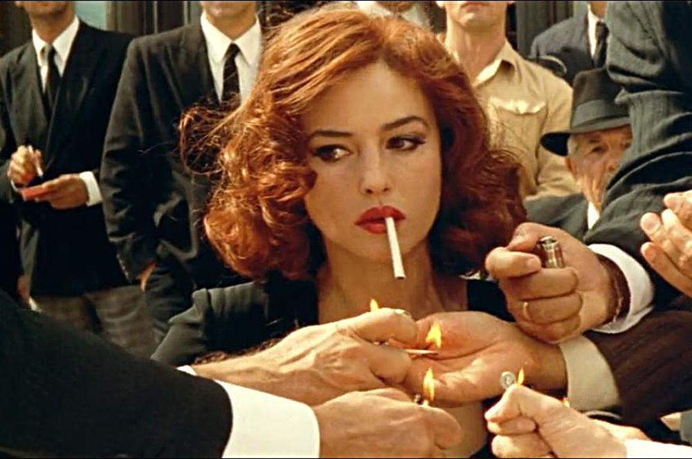 «Малена» (2000) — Малена Скордиа.