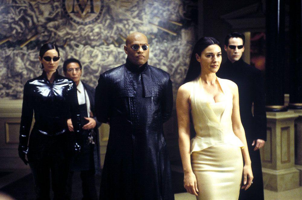 «Матрица: Перезагрузка» (2003) — Персефона.