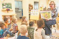 В обычном детсаду воспитатель разработала иреализовала оригинальные проекты дляразвития малышей.
