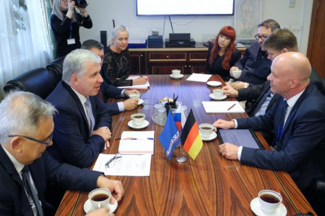 На Ямал с рабочим визитом прибыли депутаты Бундестага ФРГ