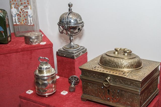 Тюменцы могут увидеть экспонаты из Государственного исторического музея