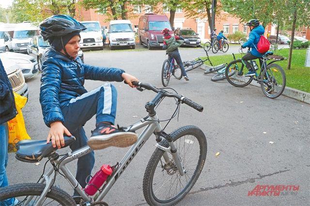 Детские велосипеды дляпрофессионального спорта не подходят, но начать тренировки наних вполне возможно.