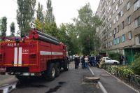 115 человек эвакуировали из воронежской многоэтажки из-за высокого напряжение в батареях.