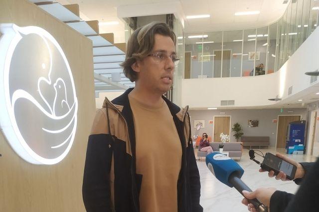 Максим Галкин: тюменская клиника «Мать и дитя» лучше московской