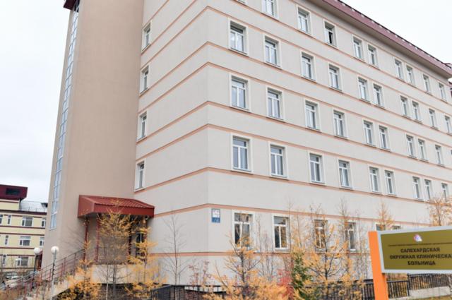 Губернатор Ямала посетил Салехардскую окружную больницу