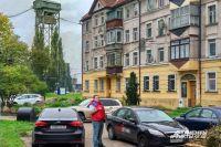 Дом на ул. Генерала Галицкого, 50-52, обойти не удалось.