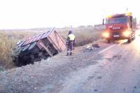 На трассе Ялуторовск – Ярково в ДТП погиб водитель Hyundai
