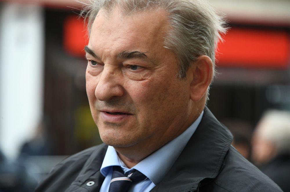 Президент Федерации хоккея России Владислав Третьяк.