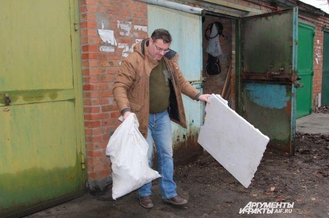 Владельцы гаражей должны самостоятельно их демонтировать или подтвердить свои права на их установку.