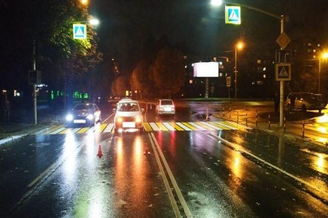 В Калининграде на пешеходном переходе сбили ребёнка