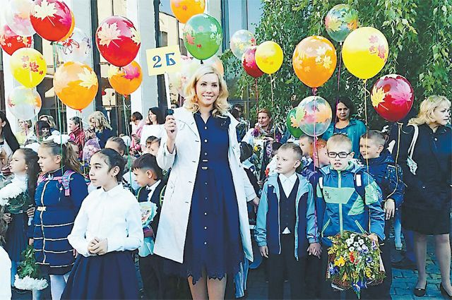 Для Анны Макаровой каждый ребёнок главный.