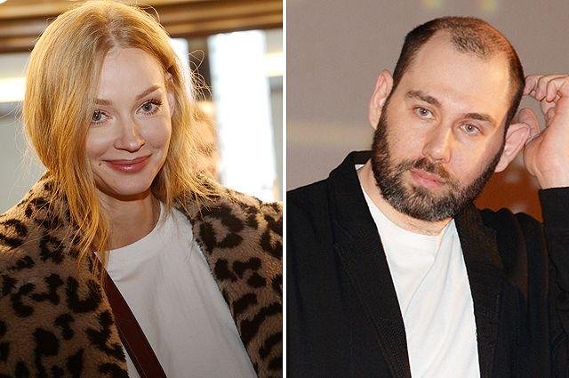 Светлана Ходченкова и Семен Слепаков.