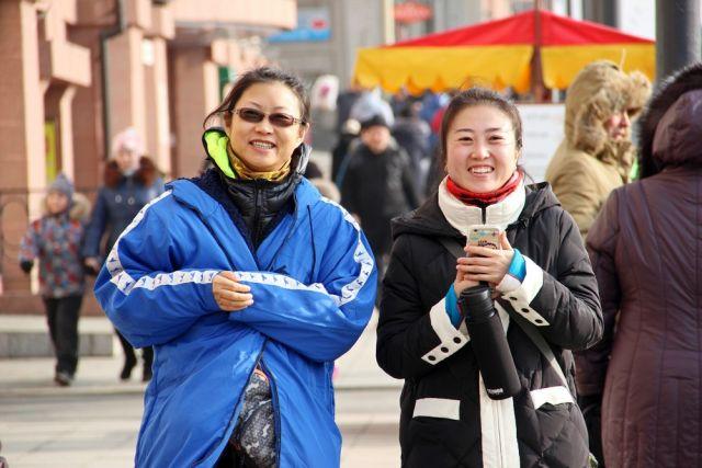 Иностранные туристы сегодня - частые гости Приморского края.
