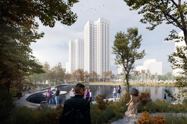 Московские архитекторы разработают проект для тюменского застройщика