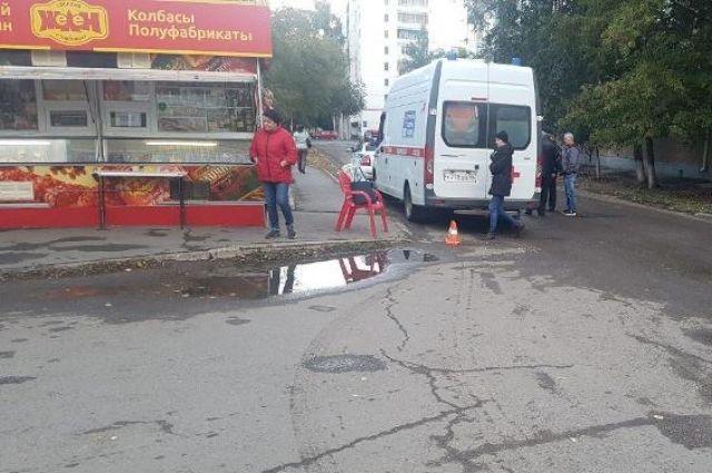 В Оренбурге установлен водитель, сбивший пенсионерку на проспекте Гагарина.