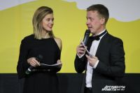 Катерина Шпица и другие члены жюри расскажут о своих впечатлениях после просмотра фильмов.