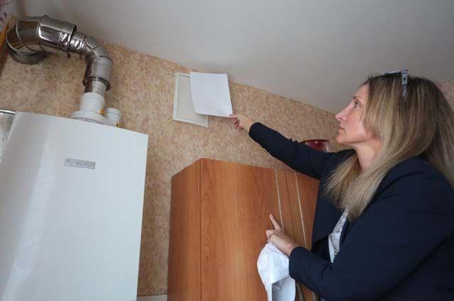 Жильцов удивило и то, что во время предыдущих проверок сотрудники газоснабжающей организации никаких претензий к вытяжным системам не высказывали.