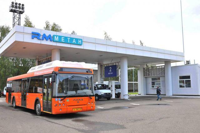 Газовые автобусы, оборудование для метановых заправок, двигатели нового поколения – всё это выпускает «Группа ГАЗ».