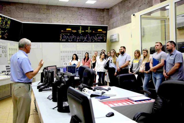 На Нововоронежской АЭС обучается персонал отечественных и зарубежных АЭС, строящихся по нашим проектам.