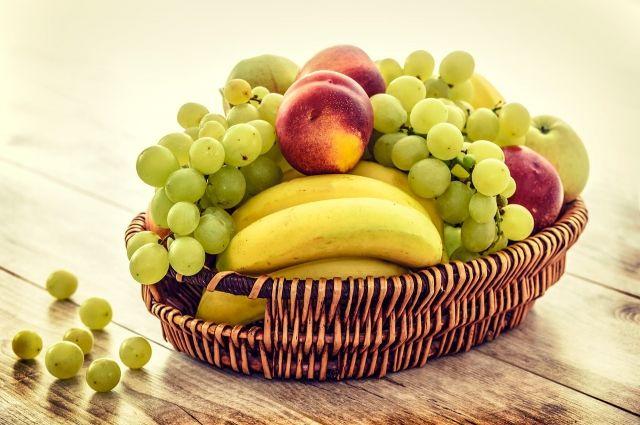 Овощи и фрукты везли из Узбекистана