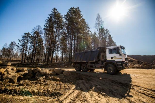 Ремонт на Байкальском тракте шёл два года