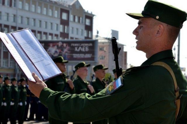 Почти половина призывников новосибирских сел не годны к службе