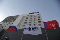 Гостиница Radisson в Волгограде