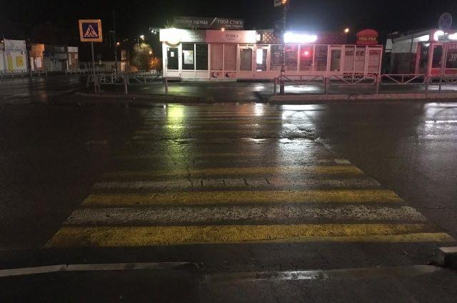 Водитель за рулём ВАЗа ехала по улице Смышляева.