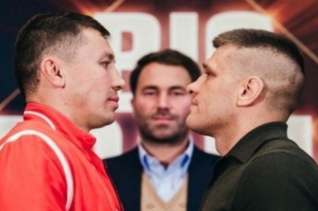 Головкин-Деревянченко: где и когда смотреть титульный бой