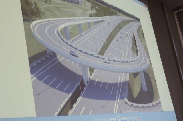 Глава Кемерова отметил, что новая развязка необходима городу.