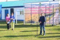Николай Брыкин в рамках региональной недели посетил Казанский район