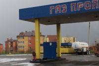 Из-за нехватки газовых заправочных станций нередко возникают очереди.
