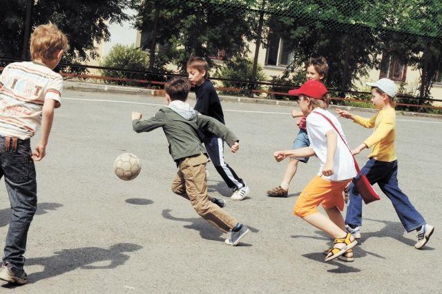 5 октября на стадионе «Юность» пройдёт первый турнир по дворовым играм.