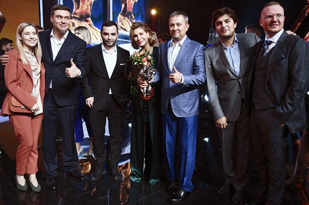 Лучшим дневным телевизионном сериалом стал «ИП Пирогова», лучшим реалити-шоу - «Последний герой. Актеры против экстрасенсов» на ТВ-3.