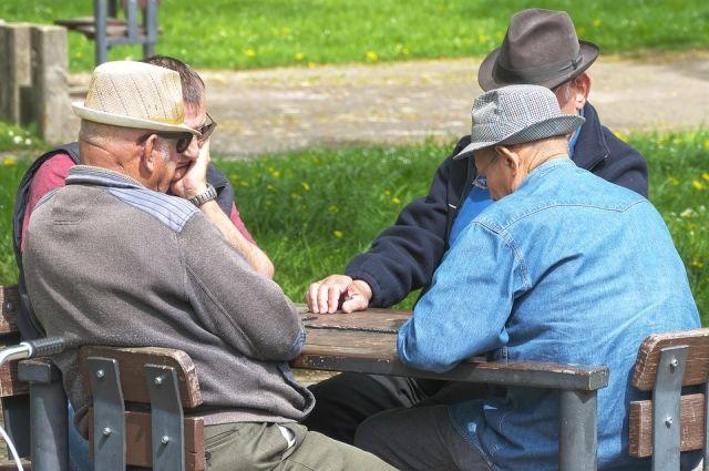 Деменция диагностируется у каждого 20-го пожилого человека
