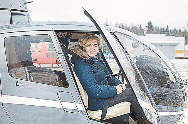 Елена Горячева, она же Лена Кипяток, – координатор вертолётного поисково-спасательного отряда «Ангел». Ради своей мечты – летать – она сбросила 50 килограммов.