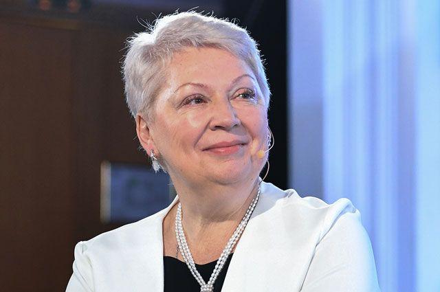 Министр образования и науки РФ Ольга Васильева.