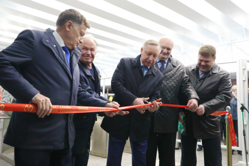 Пассажиропоток на Фрунзенском радиусе составит около миллиона человек в сутки.