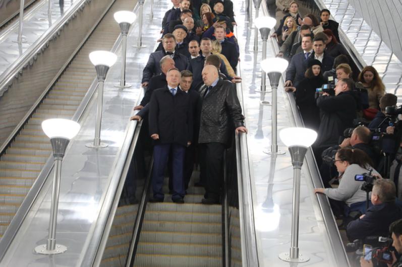 Стоимость строительства станций составила почти 34 миллиарда рублей.