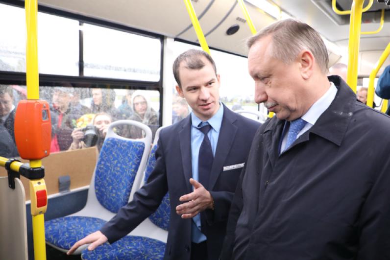 Отметим, что от станции «Шушары» до Колпино теперь можно доехать на 330 автобусе за 20-25 минут.