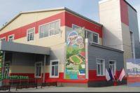 Новый спорткомплекс открыли в Сузунском районе