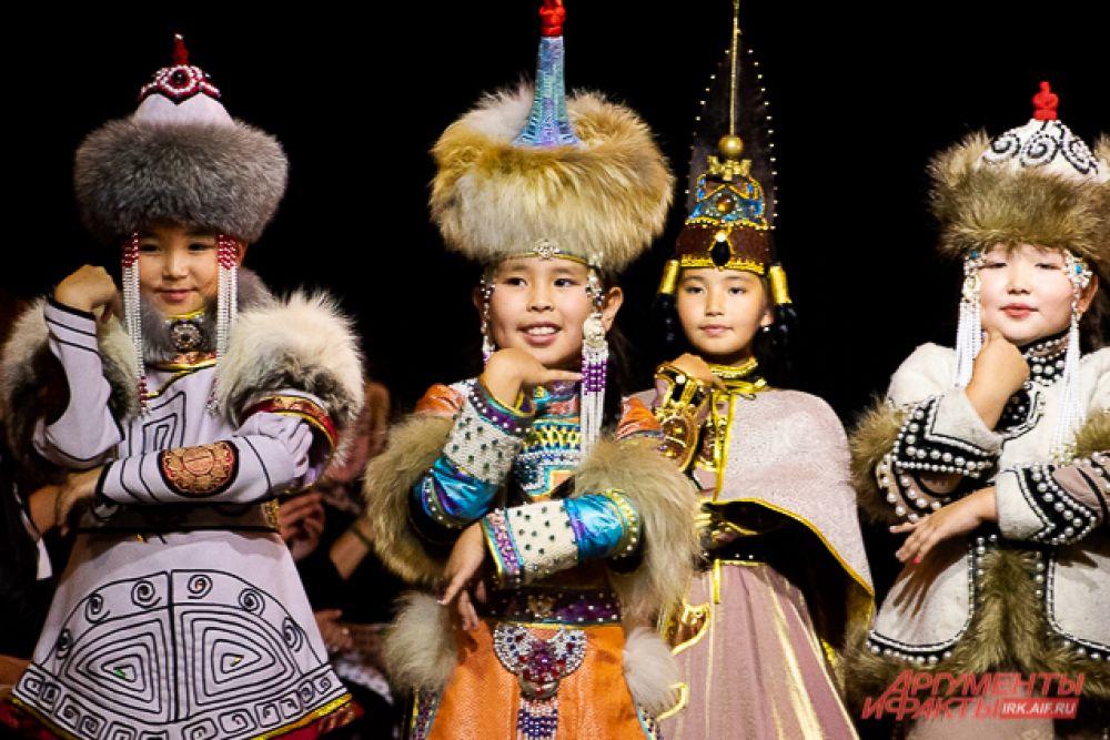 В Иркутске 28 сентября прошёл гала-показ ХI Международного фестиваля «Этноподиум на Байкале -2019».